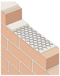 Exmet Reinforcement (For non-structural applications) - Bricktor product image